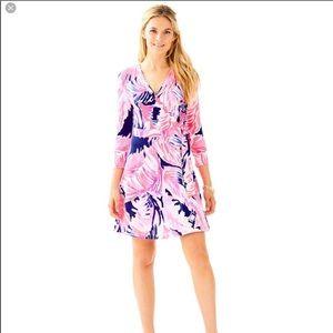NWT Lilly Pulitzer Emilia Wrap Dress